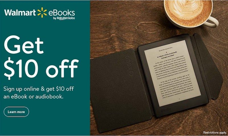 DEAL at Walmart eBooks