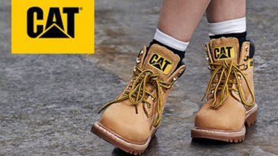 EXTRA 10% Off Promo Code at CAT Footwear UK
