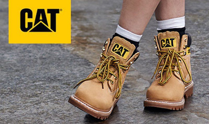 EXTRA 10% Off Promo Code at CAT Footwear UK