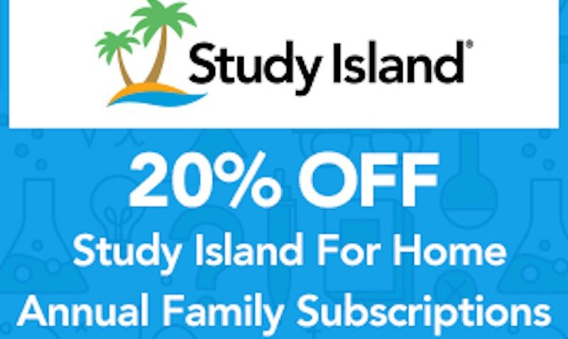 Subscriptions Promo Code at Study Island