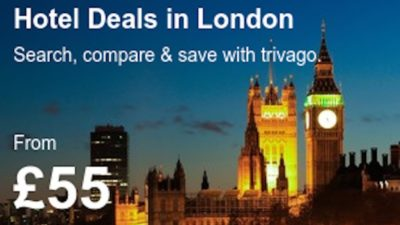 SALE on London Hotels on Trivago UK