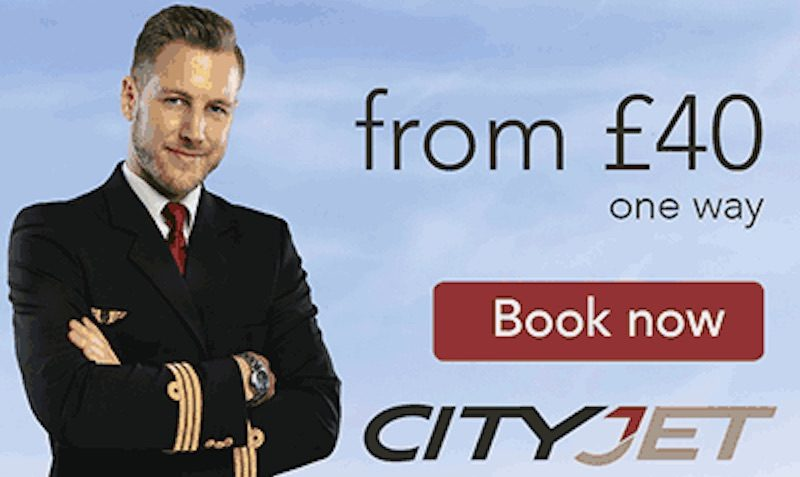 cityjet london sale