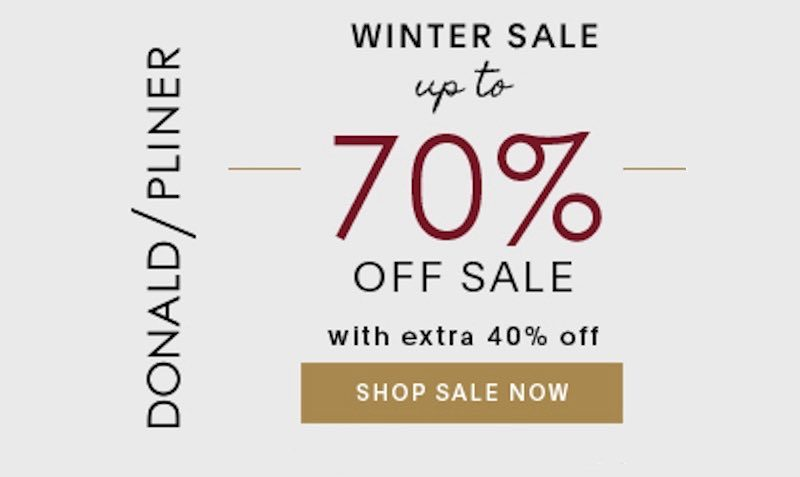 Extra 35% Off One and 40% Off Two with code