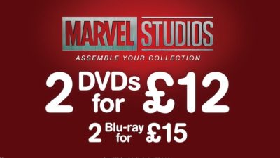 marvel hmv sale