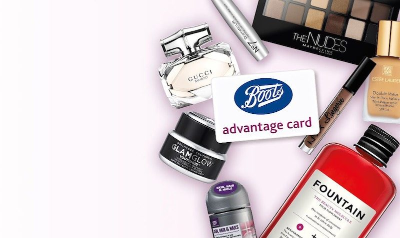 £10 worth of Advantage Card Points when you buy 2 selected YSL cosmetics