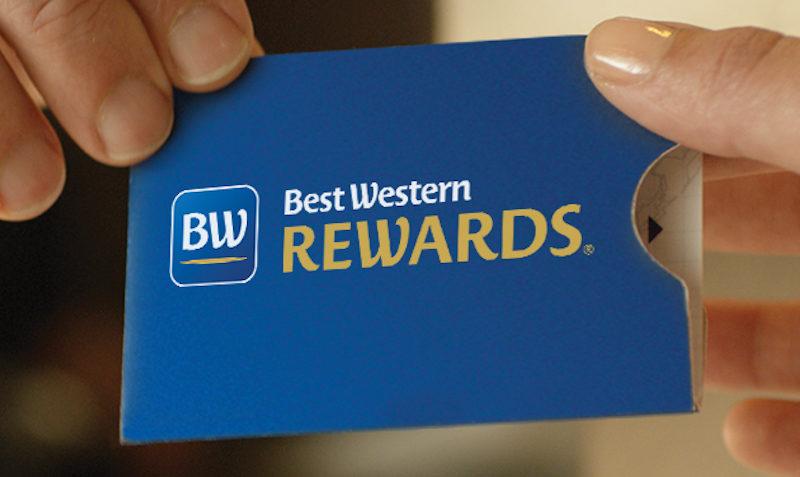 2000 BONUS Points at Best Western Hotels