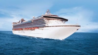 40% OFF Summer Princess Cruises at Expedia