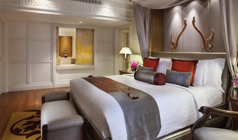 49% Off PLUS FREE Breakfast at Dusit Thani Bangkok