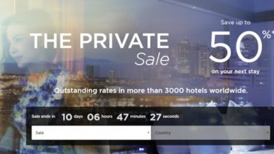 50% Off, FREE Breakfast and Late Checkout DEAL at Pullman by Accor Hotels