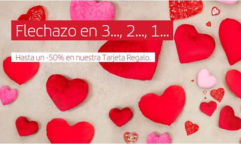 Discounted Personalised IBERIA Giftcards