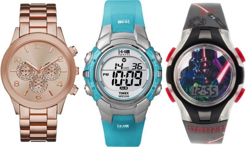 EXTRA 10% Off WATCHES Coupon at Kmart