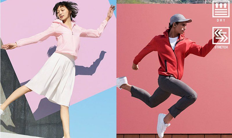 FASHION DEALS From $29.90 at UNIQLO