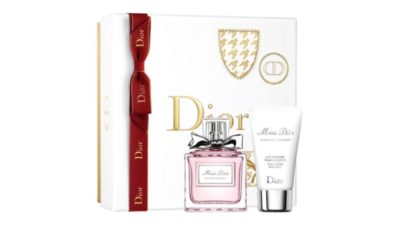 FREE Miss Dior Ultimate Beauty Set with Dior Purchases at Boots