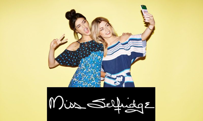 FREE Valentines Day Express Delivery Coupon at Miss Selfridge