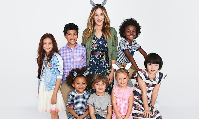 Gap Launches Limited-Edition Collection with Sarah Jessica Parker