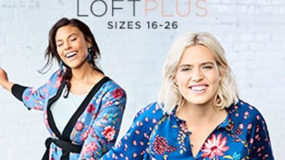 Introducing LOFT Plus COLLECTION at LOFT