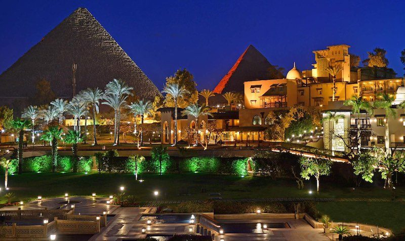 10% Off SALE PLUS 2000 BONUS Points on Marriott Hotels in Egypt