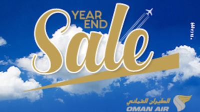 Economy Class Flights DEALS on Oman Air