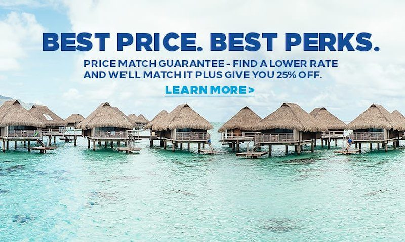 PRICE MATCH GUARANTEE at Hilton Hotels