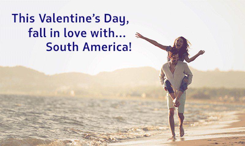 SALE LATAM Valentine's Day
