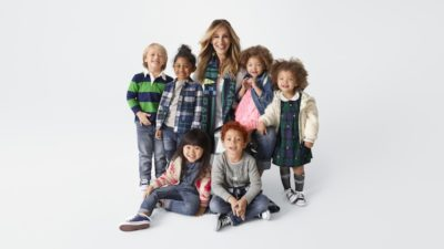 Sarah Jessica Parker Fall 2018 Collection at Gap