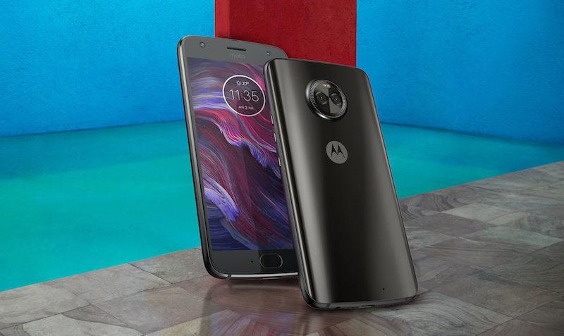 Upto £100 Off Promo Code on Moto X4 at Motorola UK