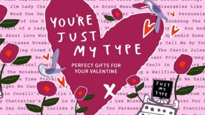 Valentines Day Gift Guide at Waterstones