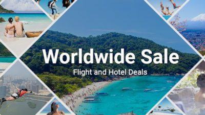 Worldwide SALE on Flights and Hotels at Trip.com