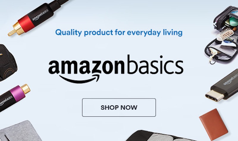 Buy Amazon Basics at SOUQ Egypt