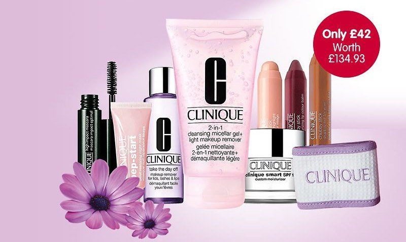 boots clinique mothers day