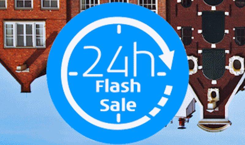flash sale KLM australia