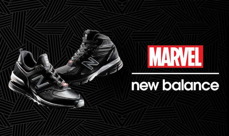 new balance marvel