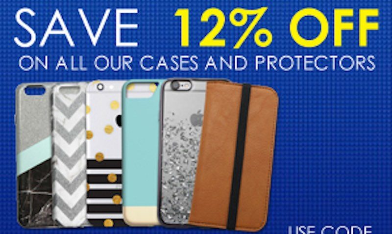 12% OFF Case and Protectors Promo Code at Unlimited Cellular