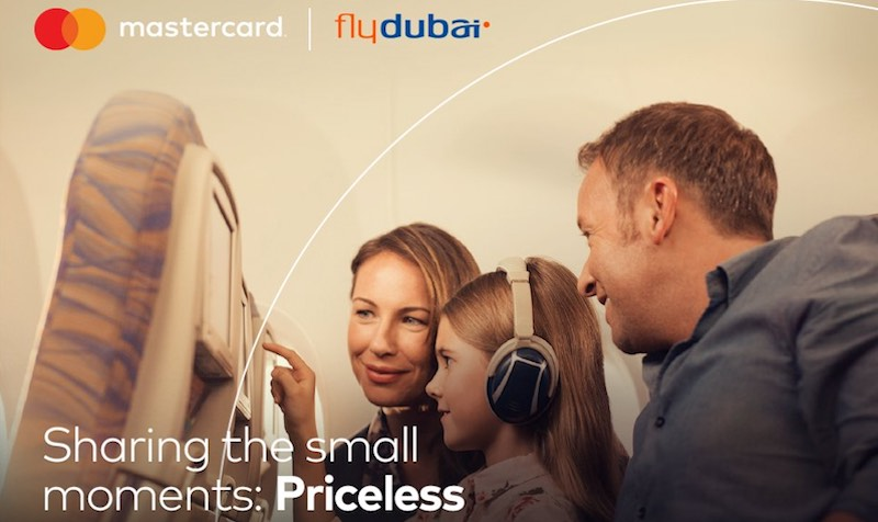 15% Off SALE on FlyDubai Flights with Mastercard