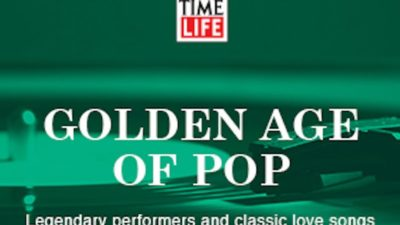 50s Pop Music RELEASE at Time Life