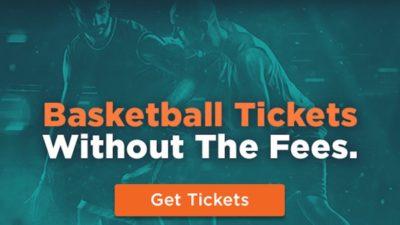 Basketball DEALS at TicketClub Banner