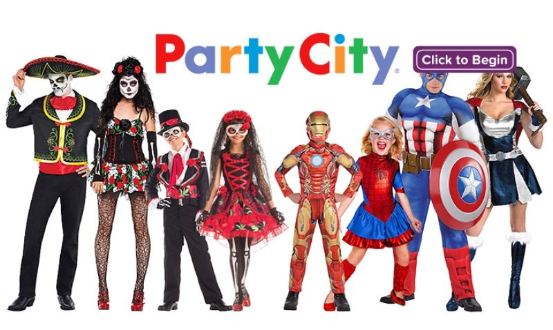 Discount Coupon at Party City
