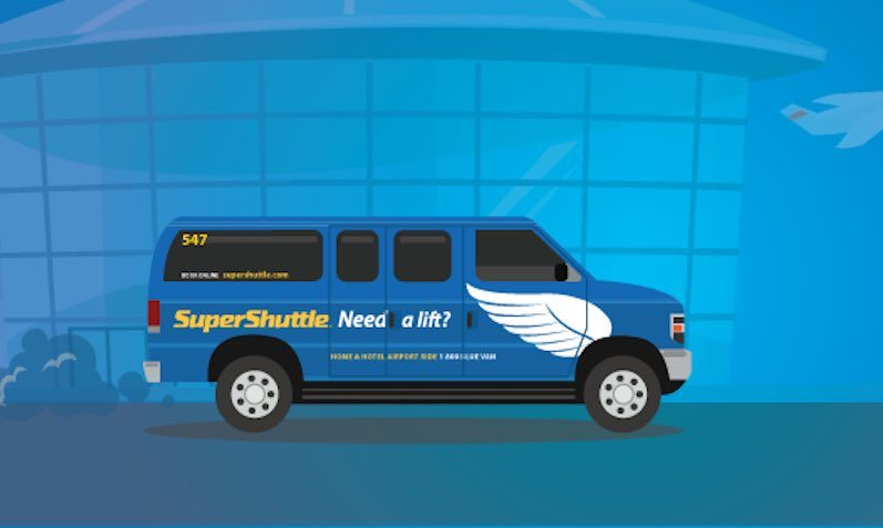 Discount Promo Code at SuperShuttle
