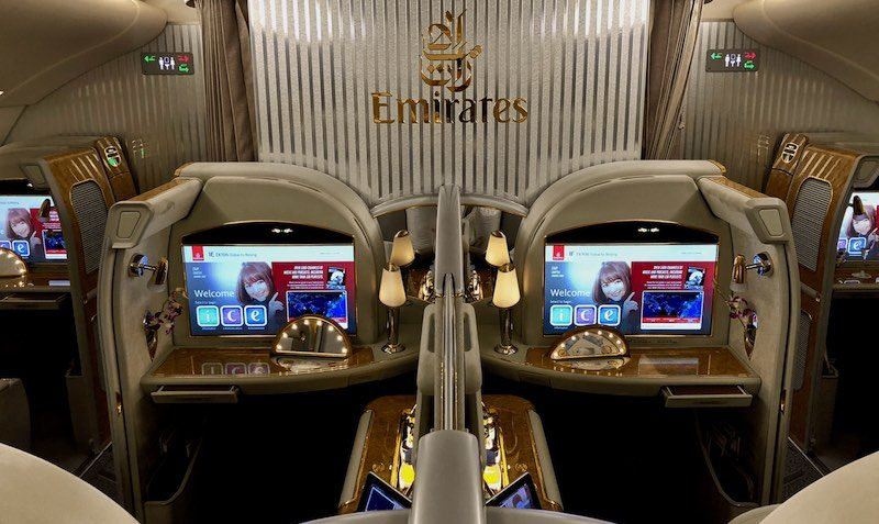 Double SKYWARD MILES on Emirates Airlines Flights