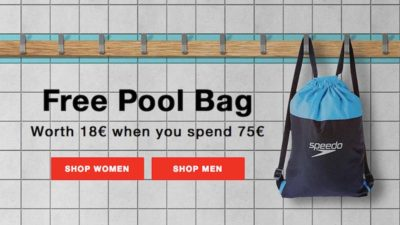FREE Duffle Bag with Purchases at Speedo