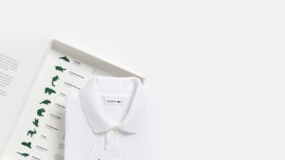 Lacoste Endangered Species Limited Edition Collection