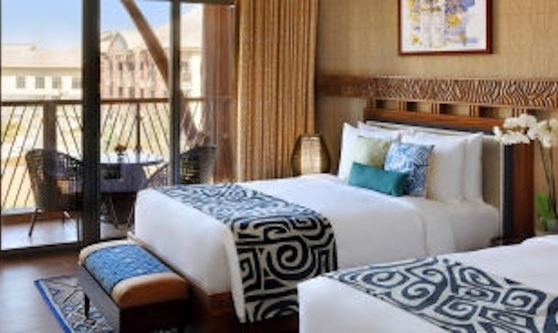 Polynesian Adventure Package at Lapita by Marriott Hotels in Dubai