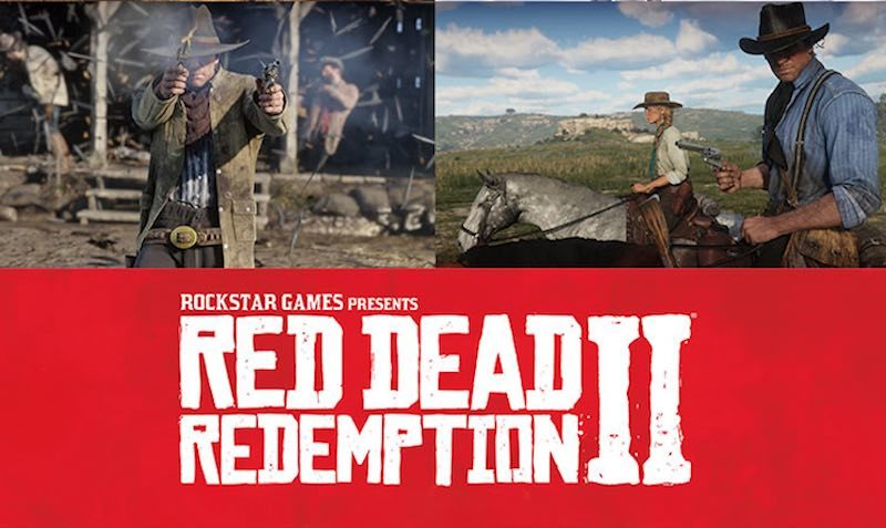 Pre-Order Red Dead Redemption 2 at GameSeek!