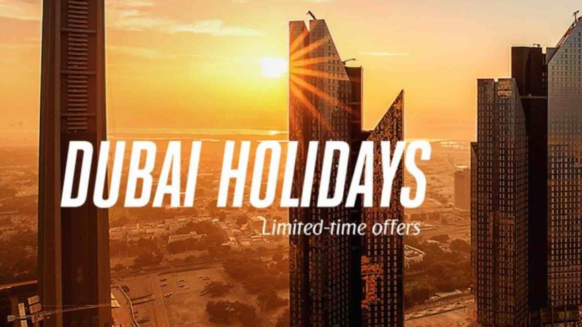 dubai travel packages emirates holidays sale discount