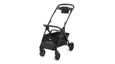 Shuttle frame stroller