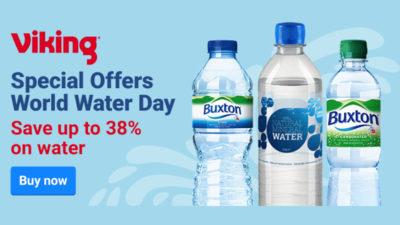 World Water Day!