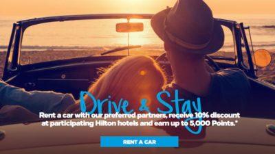 hilton sale drive stay