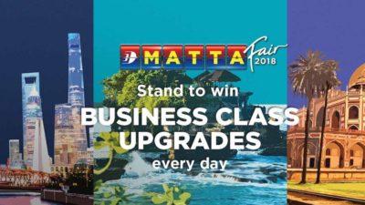 matta upgrade malaysia airlines