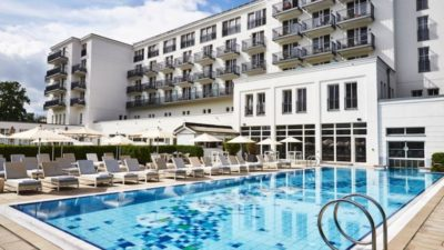 4 for 3 By The Sea Deal at Steigenberger Grandhotel and Spa in Heringsdorf.