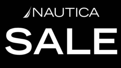 Discount SALE at Nautica